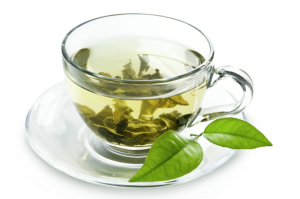 Green tea can help maintain a healthy weight