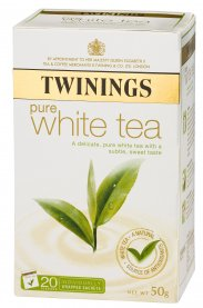 White tea is great for skin and helps keep joints young