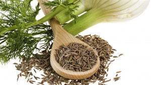 Fennel tea helps promote milk production for new mums and can also help ease period pains