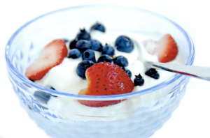 Who would have thought Greek yoghurt could be great for your eyes!